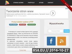 Miniaturka Artykuły, porady i tutoriale - blog webmastera (rynko.pl)