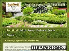 Miniaturka RYŚ I GRZEŚ przycinka drzew Warszawa (rysigrzes.pl)