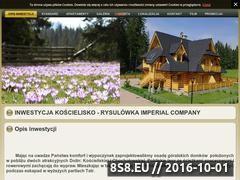 Miniaturka domeny www.rysulowka.pl