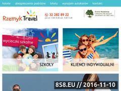 Miniaturka Usługi turystyczne (rzemyktravel.pl)