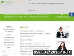 Miniaturka domeny rzetelne-tlumaczenia.pl