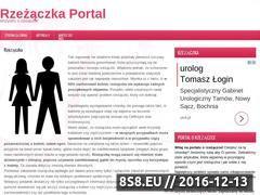 Miniaturka domeny rzezaczka.edu.pl