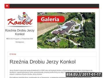 Zrzut strony Zakłady drobiarskie Konkol