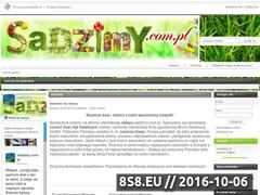 Miniaturka domeny www.sadzimy.com.pl