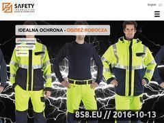 Miniaturka domeny safety-workwear.eu