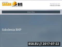 Miniaturka domeny www.sagan-bis.wroc.pl