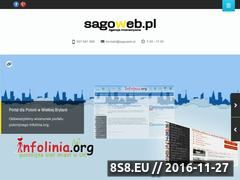 Miniaturka domeny sagoweb.pl