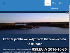 Miniaturka domeny www.sailingday.pl