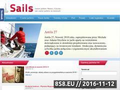 Miniaturka domeny sails.com.pl