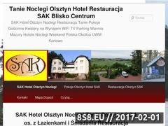 Miniaturka domeny sak.olsztyn.pl
