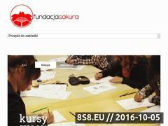 Miniaturka domeny www.sakura.org.pl