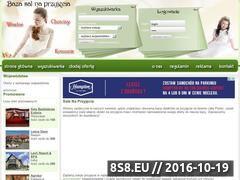 Miniaturka domeny salanaprzyjecia.pl