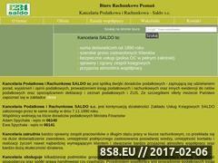 Miniaturka domeny www.saldo.poznan.pl