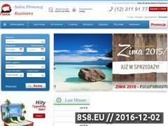 Miniaturka domeny www.salonkazimierz.pl