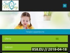 Miniaturka salonmowy.pl (Terapia logopedyczna online przez skype)