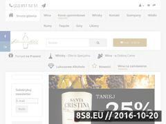 Miniaturka domeny www.salonwin.pl