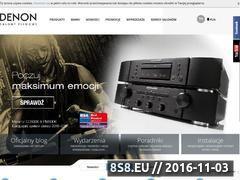 Miniaturka salonydenon.pl (Sprzęt stereo, głośniki i kolumny)