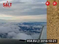 Miniaturka salt.aero (Salt Aviation - szkolenia lotnicze)