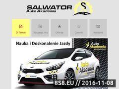 Miniaturka domeny www.salwator-szkola.pl