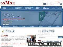 Miniaturka domeny samax.eu