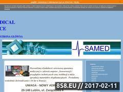 Miniaturka domeny samed.dzs.pl