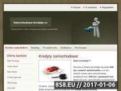 Miniaturka domeny www.samochodowe-kredyty.info