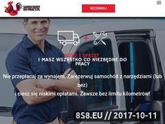 Miniaturka samochodydopracy.pl (Wynajem aut)