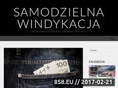 Miniaturka Blog o windykacji i finansach (samodzielnawindykacja.pl)