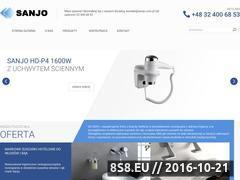 Miniaturka Dystrybutor suszarek do rąk (sanjo.com.pl)