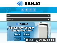 Miniaturka domeny sanjo.pl