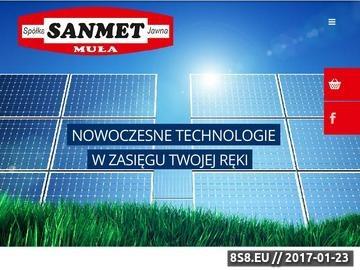 Zrzut strony Kominki | Kotły | Kolektory Słoneczne | Elektronarzędzia | Spawarki