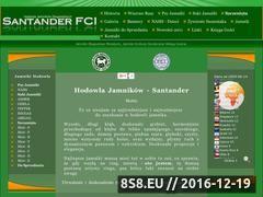 Miniaturka domeny www.santander-psy.pl