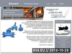 Miniaturka domeny www.santech-poznan.pl