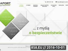 Miniaturka domeny saport.czest.pl