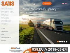 Miniaturka satisgps.com (System GPS)