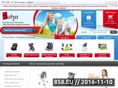 Miniaturka domeny www.satya.pl