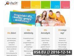Miniaturka domeny www.sayok.pl