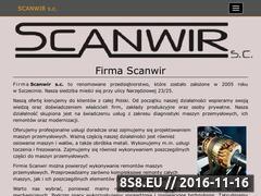 Miniaturka domeny www.scanwir.pl