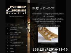 Miniaturka domeny schody-drewniane.info.pl