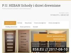 Miniaturka domeny schodyheban.pl