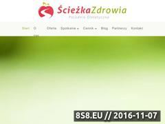 Miniaturka domeny sciezka-zdrowia.pl