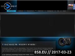 Miniaturka domeny screenproject.pl
