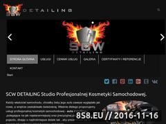 Miniaturka domeny scwcar.pl