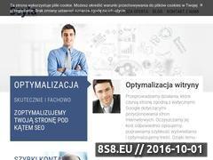 Miniaturka Pozycjonowanie stron WWW (scyla.pl)