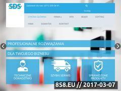Miniaturka domeny www.sds-automatyka.pl