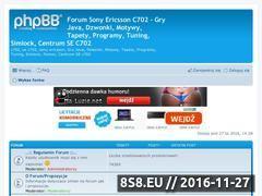 Miniaturka domeny www.se-c702.pl