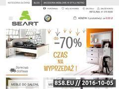 Miniaturka domeny seart.pl