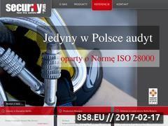 Miniaturka domeny www.securityplus.com.pl