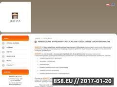 Miniaturka domeny www.segesta.pl