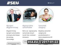 Miniaturka domeny www.seja.pl